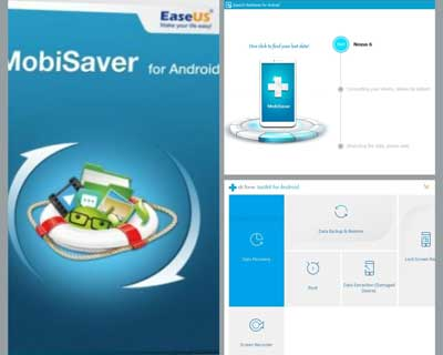 نرم افزار ریکاوری موبایل EaseUS MobiSaver for Android