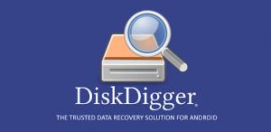 نرم افزار ریکاوری موبایل نرم افزار DISK DIGGER