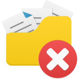 پاک شدن فایل ها