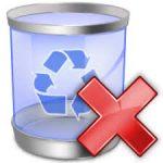 پاک شدن فایل ها 2